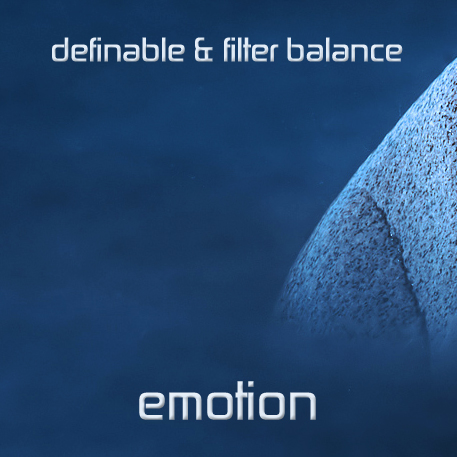 Definable & Filter Balance - Emotion